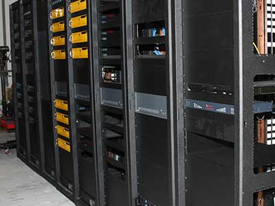 Audio Video Equipment Racks