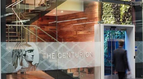 American Express Centurion Lounge